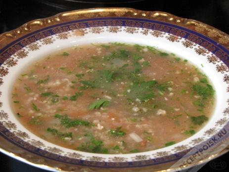 суп харчо рецепт приготовления из курицы с картошкой