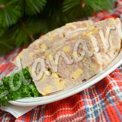 Тарталетки с начинкой из курицы и грибов