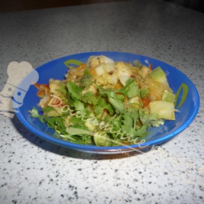Как приготовить вкусное овощное рагу с кабачками и картошкой