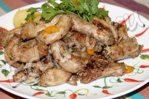 Готовим куриные шейки в мультиварке