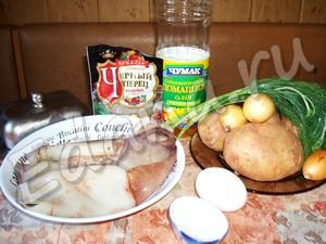 из чего готовят картофельную запеканку