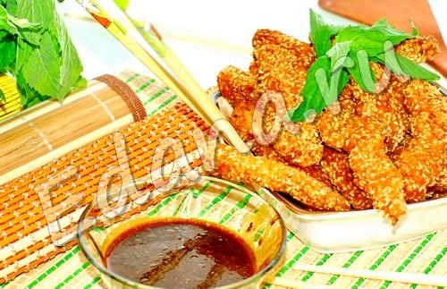 рецепт куриных палочек по-шанхайски