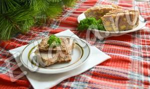 рецепт мясного хлеба