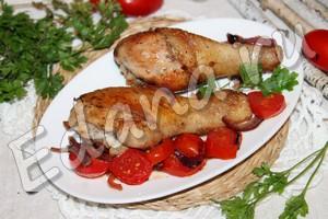 рецепт куриных ножек
