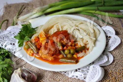 рецепт приготовления фрикадельки с подливкой