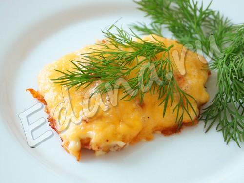 фото-рецепт мясо по-французски