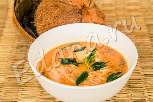 камбоджийский суп карри