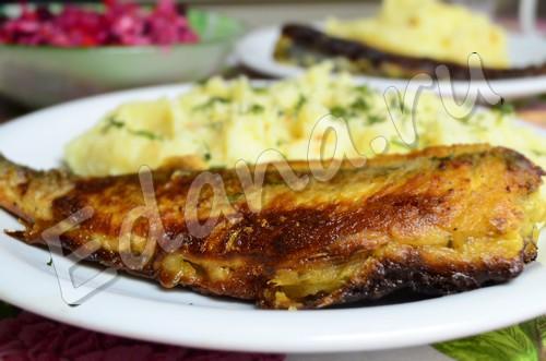 рецепт жареного пеленгаса