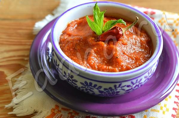 томатный соус для пиццы рецепт с фото пошагово