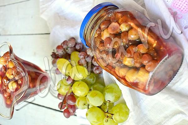 Варенье из винограда - 10 самых вкусных рецепта с фото