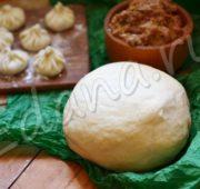 Тесто на хинкали: «первоначальный» и заварной рецепты