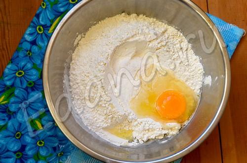 Хинкал дагестанский рецепт пошаговый с