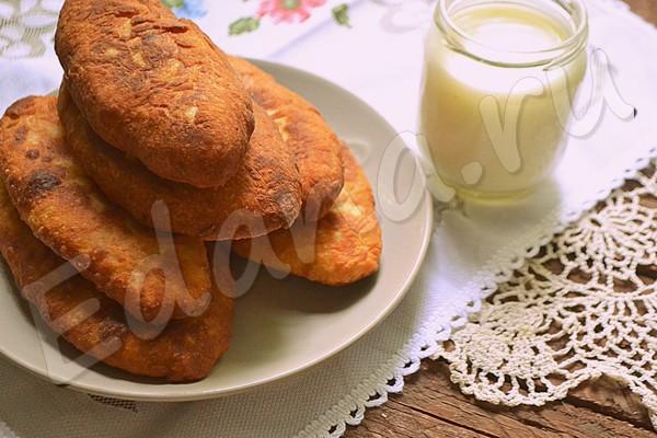 Бездрожжевое тесто «Пушинка» на кефире для пирожков