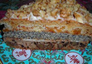 Именинный торт для маленького аллергика