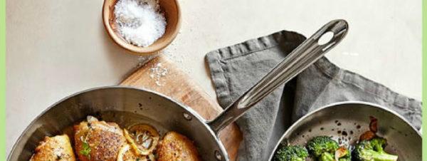 Алюминиевая сковорода: виды и правила использования
