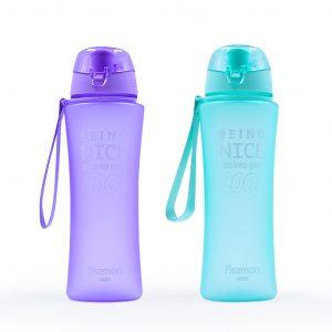 Бутылка для воды 650 мл Fissman 6864