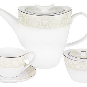 Чайный набор 14 предметов Anna Lafarg Emily Донателла 56452