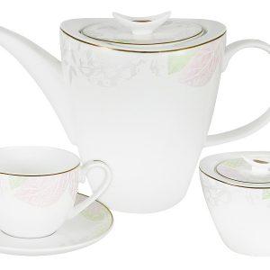 Чайный набор 14 предметов Рассвет Anna Lafarg Emily 56448