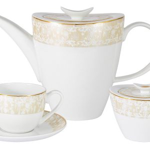 Чайный набор 14 предметов Сияние Anna Lafarg Emily 57289
