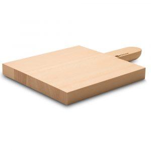 Доска разделочная деревянная 21х21х2