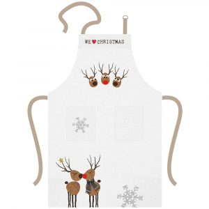 Фартук Paperproducts Design We love Christmas 1522183