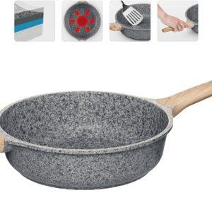 Глубокая сковорода MINERALICA с антипригарным покрытием