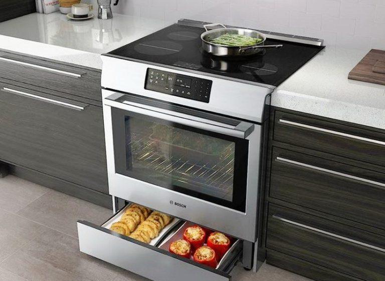 место размещения поставить в ящик электропечь на кухне фото вещи