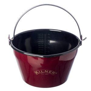 Кастрюля для приготовления варенья эмалированная 8 л Kilner K_0025.431V