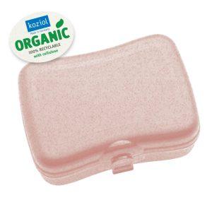 Ланч-бокс BASIC Organic розовый Koziol 3081669