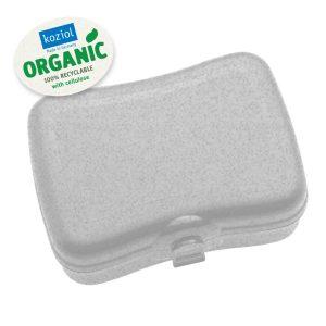 Ланч-бокс BASIC Organic серый Koziol 3081670