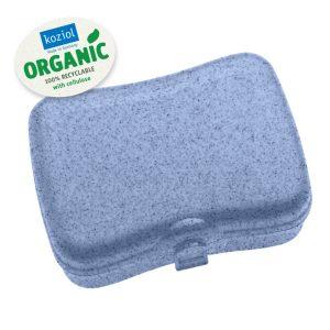 Ланч-бокс BASIC Organic синий Koziol 3081671