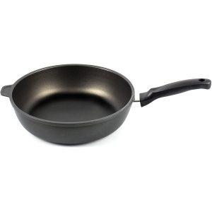Литая глубокая сковорода Risoli Saporella 28см 00104/28T00