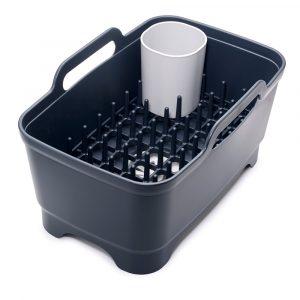 Набор из 3 предметов для мойки и сушки посуды (таз