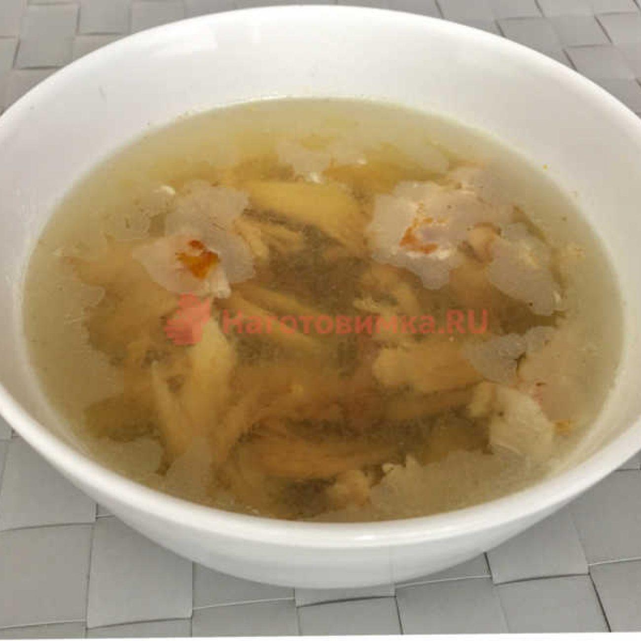 Как приготовить холодец по домашнему рецепту из утки и индейки