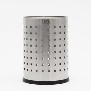 Подставка для сушки и хранения кухонных аксессуаров и столовых приборов 18х13 Gipfel 6343