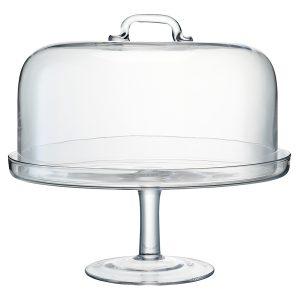 Подставка для торта с крышкой Serve D34.5 см LSA International G875-31-301