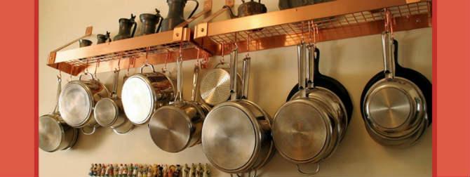 форма сковородок