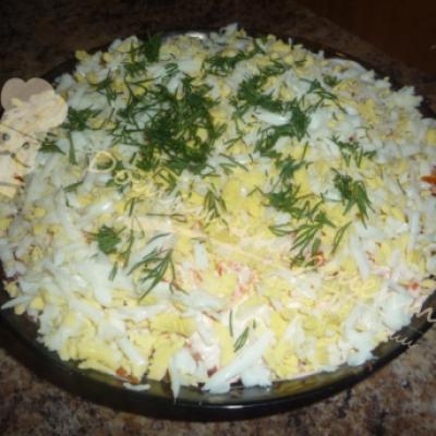 Рецепт салата селедка под шубой по классическому рецепту