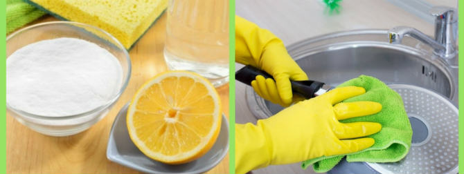 Как очистить от нагара сковороду разными способами